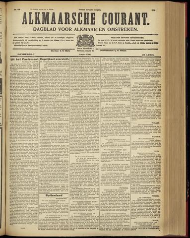 Alkmaarsche Courant 1928-04-19