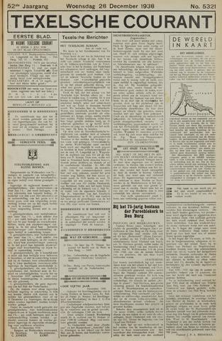 Texelsche Courant 1938-12-28