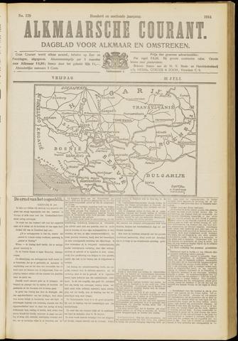 Alkmaarsche Courant 1914-07-31