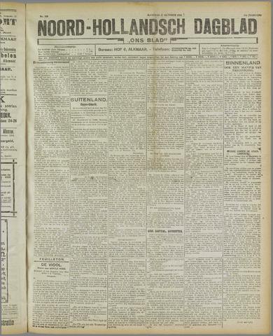 Ons Blad : katholiek nieuwsblad voor N-H 1921-10-17