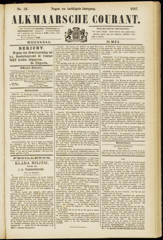 Alkmaarsche Courant 1887-05-18