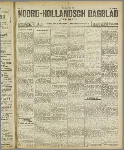 Ons Blad : katholiek nieuwsblad voor N-H 1922-07-17