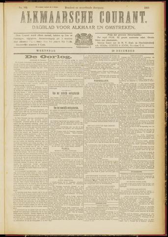 Alkmaarsche Courant 1915-12-29