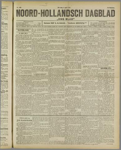 Ons Blad : katholiek nieuwsblad voor N-H 1922-04-03