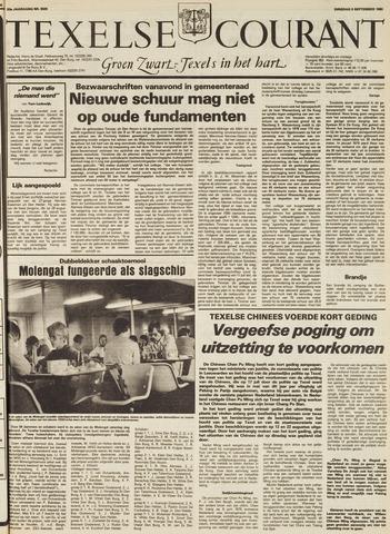 Texelsche Courant 1980-09-09