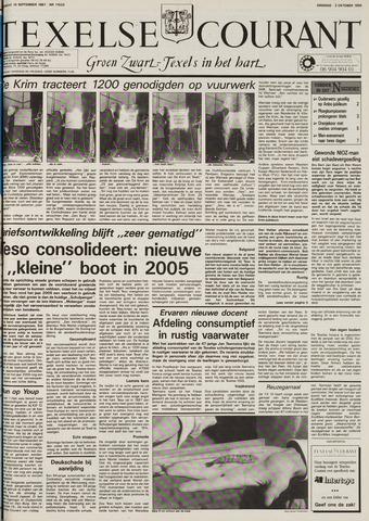 Texelsche Courant 1995-10-03