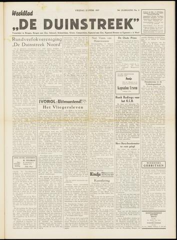 De Duinstreek 1957-02-22
