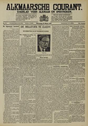 Alkmaarsche Courant 1937-03-24