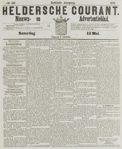 Heldersche Courant 1876-05-13