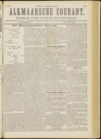 Alkmaarsche Courant 1914-10-29