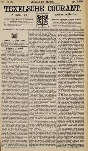Texelsche Courant 1900-03-25