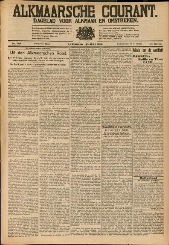 Alkmaarsche Courant 1930-06-28