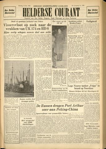 Heldersche Courant 1954-10-12