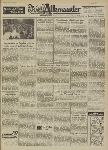 De Vrije Alkmaarder 1950-05-24