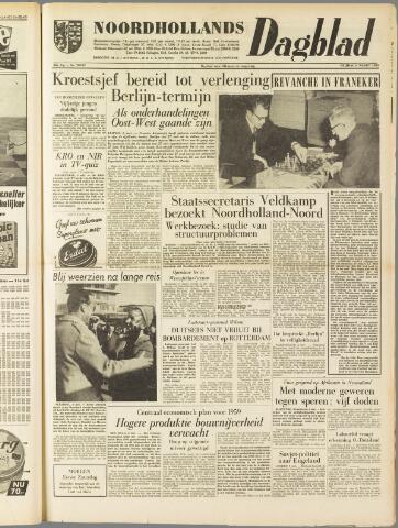Noordhollands Dagblad : dagblad voor Alkmaar en omgeving 1959-03-06