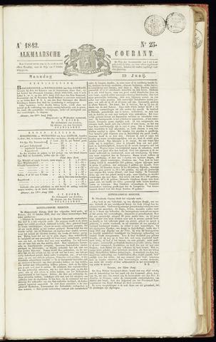 Alkmaarsche Courant 1843-06-19