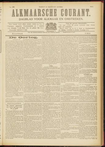 Alkmaarsche Courant 1917-05-07