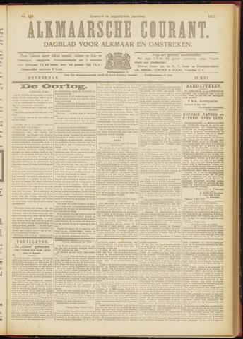 Alkmaarsche Courant 1917-05-10