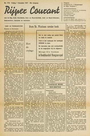Rijper Courant 1947-11-07