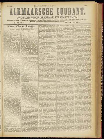 Alkmaarsche Courant 1916-09-19
