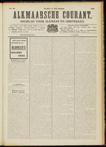 Alkmaarsche Courant 1909-06-03