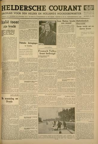 Heldersche Courant 1936-10-11