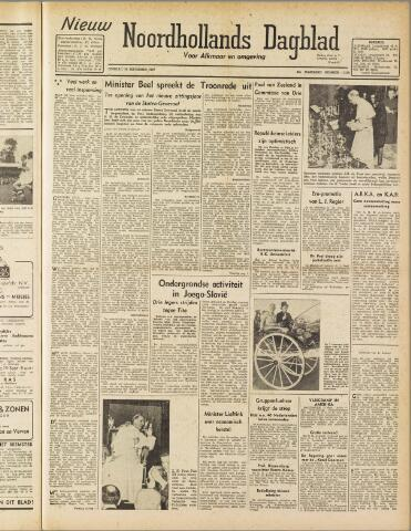 Nieuw Noordhollandsch Dagblad : voor Alkmaar en omgeving 1947-09-16