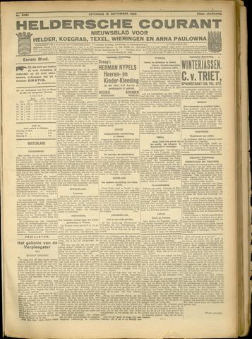 Heldersche Courant 1925-09-19