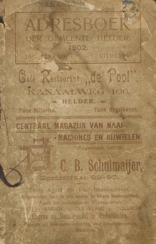 Adresboek van Den Helder 1902-01-01