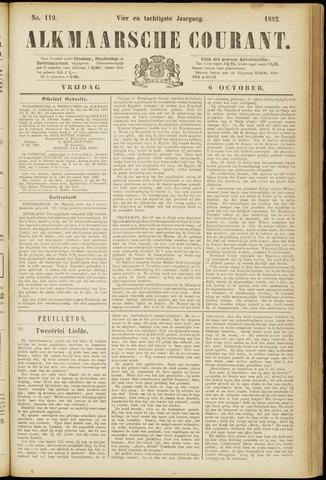 Alkmaarsche Courant 1882-10-06
