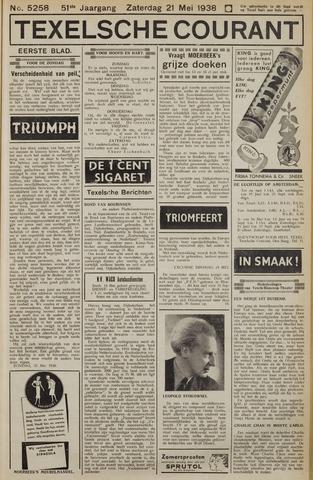 Texelsche Courant 1938-05-21