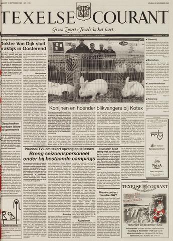Texelsche Courant 2002-11-22