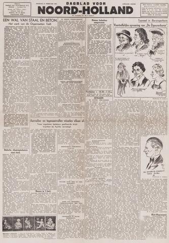 Dagblad Noord-Holland, Schager editie 1944-02-29