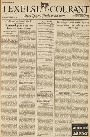 Texelsche Courant 1963-02-12