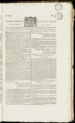 Alkmaarsche Courant 1836-05-09