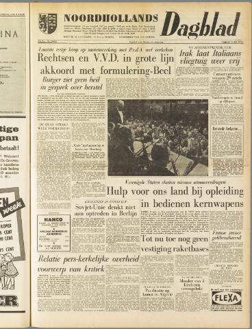 Noordhollands Dagblad : dagblad voor Alkmaar en omgeving 1959-05-08