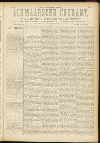 Alkmaarsche Courant 1917-09-05