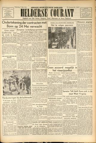 Heldersche Courant 1952-05-15