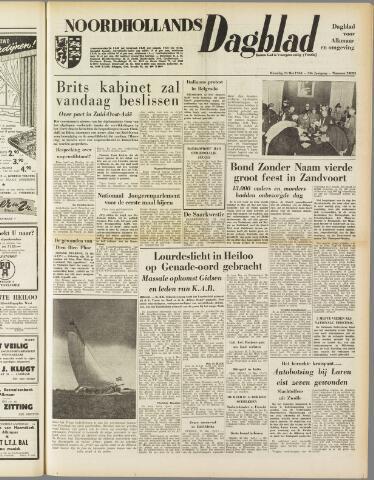 Noordhollands Dagblad : dagblad voor Alkmaar en omgeving 1954-05-24
