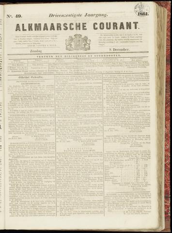 Alkmaarsche Courant 1861-12-08