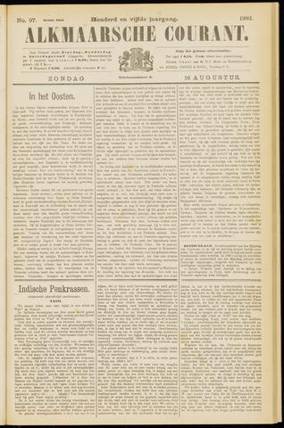 Alkmaarsche Courant 1903-08-16