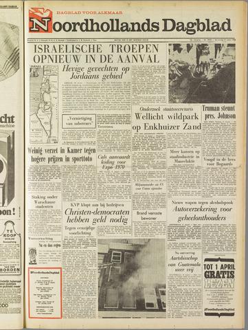 Noordhollands Dagblad : dagblad voor Alkmaar en omgeving 1968-03-21