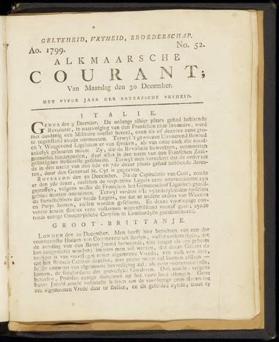 Alkmaarsche Courant 1799-12-30