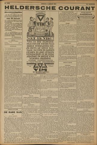 Heldersche Courant 1923-01-09