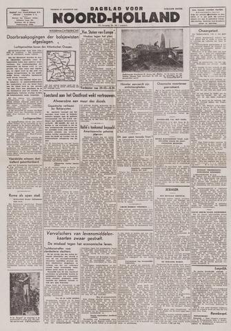 Dagblad Noord-Holland, Schager editie 1943-08-27