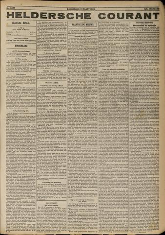 Heldersche Courant 1924-03-06