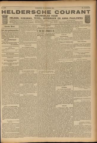 Heldersche Courant 1923-11-15