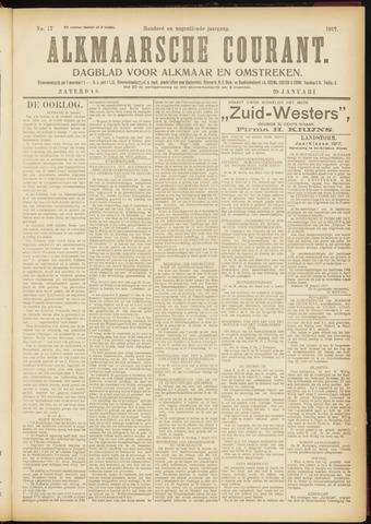 Alkmaarsche Courant 1917-01-20