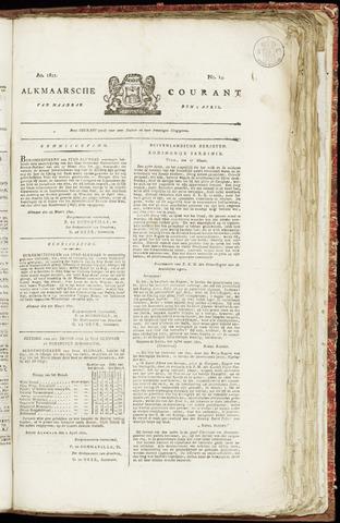 Alkmaarsche Courant 1821-04-02