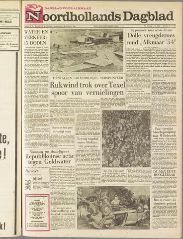 Noordhollands Dagblad : dagblad voor Alkmaar en omgeving 1964-06-15